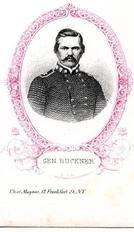 09x078.6 - General Buckner C. S. A., Civil War Portraits from Winterthur's Magnus Collection